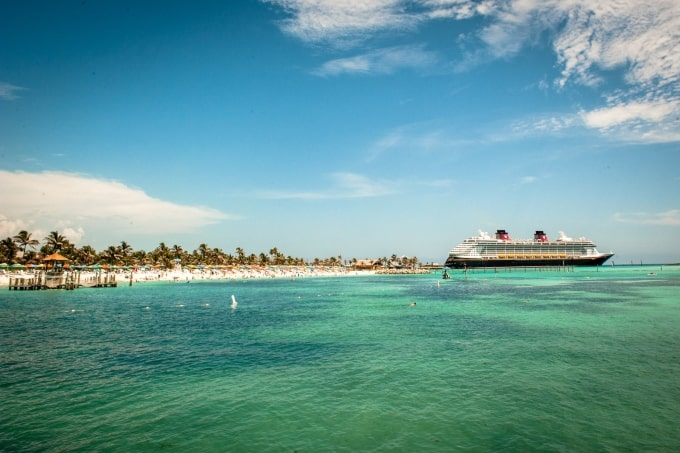 Isla Privada Disney Cruises